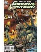 Green Lantern Vol 4. No. 24. - Johns, Geoff, Reis, Ivan