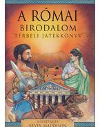 Római birodalom térbéli játékkönyv - Johnstone, Mat