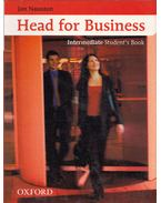 Head for Business Intermediate Student's Book - Jon Naunton