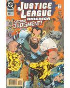Justice League America 96. - Jones, Gerard, Green, Randy