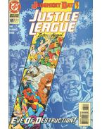 Justice League International 65. - Jones, Gerard, Wojtkiewicz, Chuck