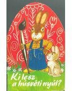 Ki lesz a húsvéti nyúl? - Joó Katalin