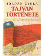 Tajvan története - Jordán Gyula