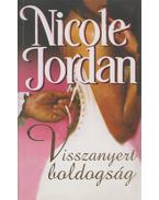 Visszanyert boldogság - Jordan, Nicole