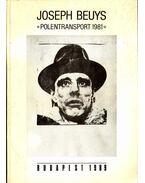 Joseph Beuys: Polentransport 1981 - Jedlinski, Jaromir (szerk.), Török Tamás (szerk.)