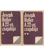 A 22-es csapdája I-II. - Joseph Heller
