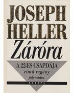 Záróra - Joseph Heller