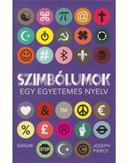 Szimbólumok - Egy egyetemes nyelv - Joseph Piercy