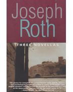 Three Novellas - Joseph Roth