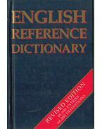 English Reference Dictionary - Joyce M. Hawkins