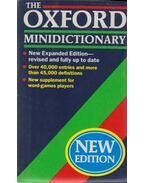 The Oxford Minidictionary - Joyce M. Hawkins