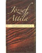 Válogatott versek I. kötet - József Attila