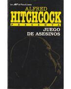 Juego de asesinos - Hitchcock, Alfred