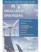 Megújuló energiák - Juhász Árpád, Láng István, Nagy Zoltán, Dobi Ildikó, Szépszó Gabriella, Horányi András, Blaskovics Gyula, Mika János