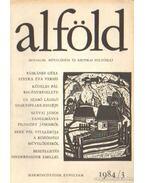 Alföld 1984/3. - Juhász Béla