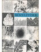 Közelítések - Juhász Béla, Görömbei András, Várkonyi Anikó, Márkus Béla, Kun András