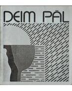 Deim Pál festőművész kiállítása - Juhász Ferenc