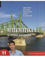 Matematika 11. - Juhász István, Orosz Gyula, Paróczay József, Szászné Dr. Simon Judit