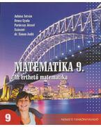 Matematika 9. - Juhász István, Orosz Gyula, Paróczay József, Szászné Dr. Simon Judit