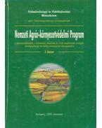Nemzeti Agrár-Környezetvédelmi Program I. - Juhász István (szerk.)