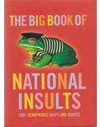 The Big Book of National Insults - Julian L'Estrange