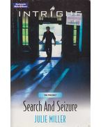 Search and Seizure - Julie Miller