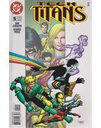 Teen Titans 5. - Jurgens, Dan, Pérez, George