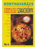 Indiai szakácskönyv - Justh Szilvia