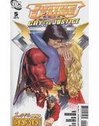 Justice League: Cry for Justice 5. - Robinson, James, Cascioli, Mauro
