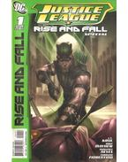 Justice League: The Rise and Fall Special 1. - Mayhew, Mike, J.T. Krul