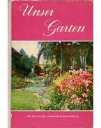 Unser Garten - K.-H. Vanicek, A. Etzold, H. Eue