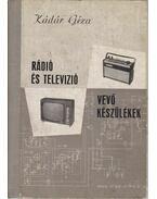 Rádió és televízió vevőkészülékek 1967-1969 - Kádár Géza