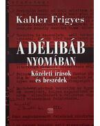 A délibáb nyomában-Közéleti írások - Kahler Frigyes