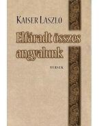 Elfáradt összes angyalunk - Kaiser László