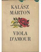 Viola d'amour - Kalász Márton