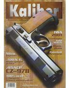 Kaliber 2001. május - Kalmár Zoltán