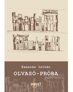Olvasó-próba - Kamarás István