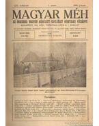 Magyar méh 1940 (teljes évfolyam); 1941 (töredék) - Kamenitzky Sándor (szerk.)