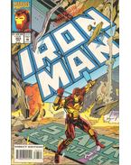 Iron Man Vol. 1. No. 303 - Kaminski, Len, Hopgood, Kevin