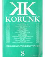 Korunk 1997/8 - Kántor Lajos