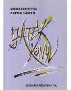 Játékkönyv - Kaposi Lászó