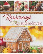 Karácsonyi sütemények - Horváth Ilona, Korpádi Péter, Halmos Monika, Sőregi Éva, Könnyű Mária