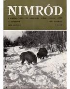 Nimród 1974. évfolyam (teljes) - Karczag Iván(főszerk.)