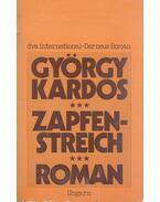 Zapfenstreich - Kardos György