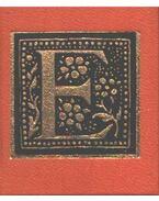 Iniciálék az Egyetemi Nyomda XVI-XVIII. századi kiadványaiban (mini) (számozott) - Kardos Gyula