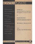 Karlheinz Stockhausen - Karl H. Wörner