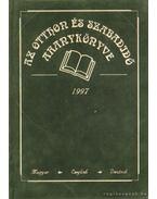 Az otthon és szabadidő aranykönyve 1997. - Kárpáti Tamás