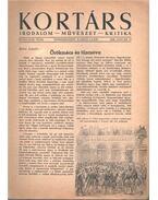 Kortárs II. évf. 8. szám - Kassák Lajos