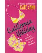California Holiday - Kate Cann