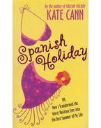 Spanish Holiday - Kate Cann